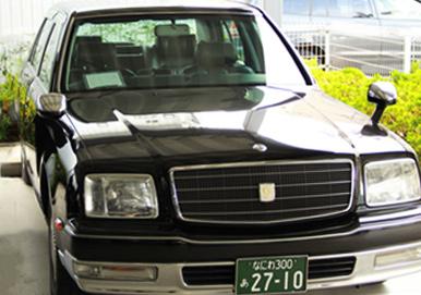 中型タクシー